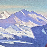 Roerich N.K. (Part 5) - Himalayas # 77 mountainous country