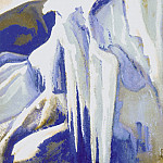 Roerich N.K. (Part 5) - Ice # 102 Ice (Stagnant flow)