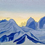 Roerich N.K. (Part 5) - The Himalayas # 122 Rock Circle