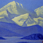 Roerich N.K. (Part 5) - Himalayas # 61 Cold vertex