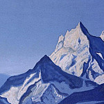 Roerich N.K. (Part 5) - Tibet # 90 Tibet (Mountain basin)