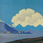 Roerich N.K. (Part 5) - Everest north # 69