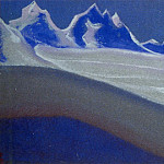 Roerich N.K. (Part 5) - The Himalayas # 38 The Shining Ridge