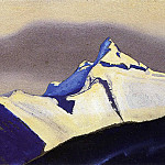 The Himalayas # 105, Roerich N.K. (Part 5)