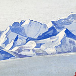 Roerich N.K. (Part 5) - Path to Everest # 14 Ways to Everest (Cold violacea)