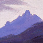Roerich N.K. (Part 5) - Himalayas # 5 Passing the sky