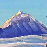 The Himalayas # 111, Roerich N.K. (Part 5)