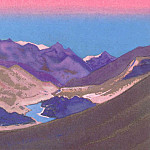 Roerich N.K. (Part 5) - The Himalayas # 149