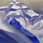 Himalayas # 91 Steps ascent, Roerich N.K. (Part 5)
