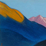 Morning # 19 morning , Roerich N.K. (Part 5)