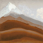 Roerich N.K. (Part 5) - Himalayas # 37 Multicolored steps