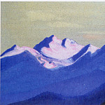 Roerich N.K. (Part 5) - Himalayas # 69 Blue Pass