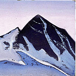 The Himalayas # 108, Roerich N.K. (Part 5)