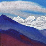 Roerich N.K. (Part 5) - Himalayas # 55