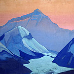 Himalayas. Everest, Roerich N.K. (Part 5)