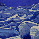 Ice # 42., Roerich N.K. (Part 5)