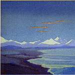 Roerich N.K. (Part 5) - The Himalayas # 146 Tibet. Lake
