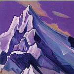 Roerich N.K. (Part 5) - Himalayas # 48