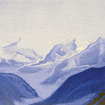 Roerich N.K. (Part 5) - The Himalayas # 74 The Golden Peaks