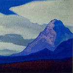 Roerich N.K. (Part 1) - The Himalayas # 18 The Lonely Peak