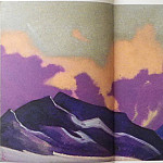 Roerich N.K. (Part 5) - Clouds # 11 (Himalayas. Clouds)