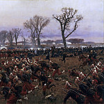 Carl Röchling, German, 1855-1920 -- The Battle of Fredericksburg, December 13, 1862, Philadelphia Museum of Art