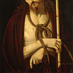 Philadelphia Museum of Art - Andrea Solario, Italian, first dated work 1495, died 1524 -- Christ Bound and Crowned with Thorns