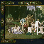 Philadelphia Museum of Art - Pierre Puvis de Chavannes, French, 1824-1898 -- Peace