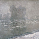 Morning Haze, Claude Oscar Monet