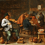 Violin Player in a Tavern, David II Teniers