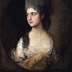 Portrait of Miss Elizabeth Linley [later Mrs. Richard Brinsley Sheridan], Thomas Gainsborough