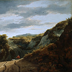 Philadelphia Museum of Art - Jacob Isaacksz. van Ruisdael, Dutch (active Haarlem and Amsterdam), 1628/29-1682 -- Dunes