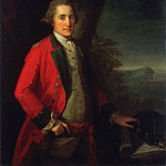 Angelica Kauffman, Swiss, 1741-1807 -- Portrait of Lieutenant General James Cunninghame, Philadelphia Museum of Art