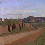 Philadelphia Museum of Art - Jean-Baptiste-Camille Corot, French, 1796-1875 -- Aqueduct