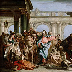 The Miracle of the Pool of Bethesda, Giovanni Battista Tiepolo