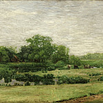 Philadelphia Museum of Art - Thomas Eakins, American, 1844-1916 -- The Meadows, Gloucester