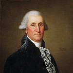 Portrait of George Washington, Adolf Ulrik Wertmüller