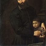 Lorenzo Lotto , Italian , first documented 1503, died 1556 -- Portrait of Gian Giacomo Stuer and His Son Gian Antonio, Philadelphia Museum of Art