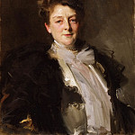 Portrait of Mrs. J. William White, John Singer Sargent