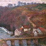 The Grande Creuse at Pont de Verry, Claude Oscar Monet