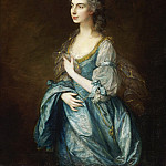 Philadelphia Museum of Art - Thomas Gainsborough, English, 1727-1788 -- Portrait of Lady Rodney (née Anne Harley)