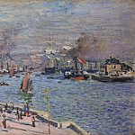 Philadelphia Museum of Art - Claude Monet, French, 1840-1926 -- Morning Haze