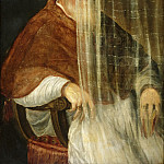 Titian , Italian , first securely documented 1508, died 1576 -- Portrait of Cardinal Filippo Archinto, Philadelphia Museum of Art
