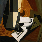 Juan Gris , Spanish, 1887-1927 -- Coffeepot, Philadelphia Museum of Art
