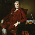 Charles Willson Peale, American, 1741-1827 -- Portrait of John B. Bayard, Philadelphia Museum of Art