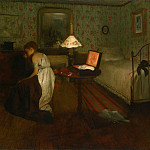 Philadelphia Museum of Art - Hilaire-Germain-Edgar Degas, French, 1834-1917 -- Interior
