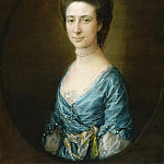 Thomas Gainsborough, English, 1727-1788 -- Portrait of Mrs. Clement Tudway, Philadelphia Museum of Art
