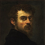 Tintoretto , Italian , 1519-1594 -- Self-Portrait, Philadelphia Museum of Art