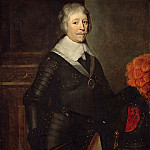 Part 3 Louvre - After Gerrit van Honthorst; previously attributed to Cornelius Janssen van Ceulen -- Frederik Hendrik, Prince of Orange, Stadholder of the United Provinces of the Netherlands