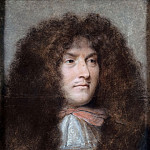 Part 3 Louvre - Charles Le Brun -- Portrait of Louis XIV